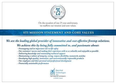 STI Mission
